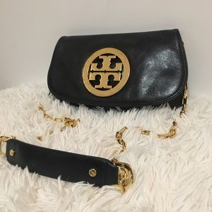 Tory Burch chain sling authentic